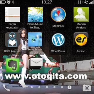 Display Screen BB10 Seri Q5