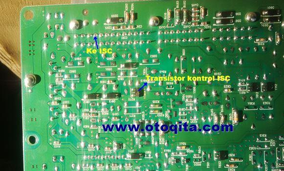 Gambar transistor untuk isc greatcorolla