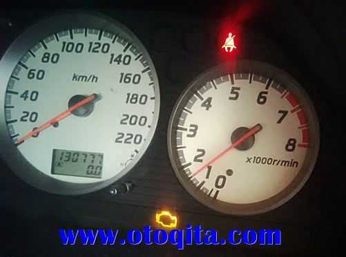 check engine nissan xtrail