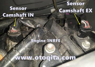 sensor camshaft grand new avanza dual vvt-i